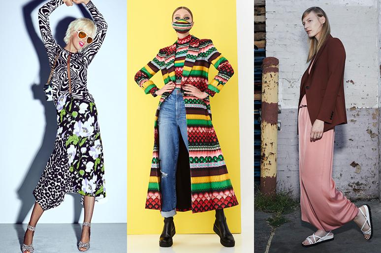 ファッション 2021 春